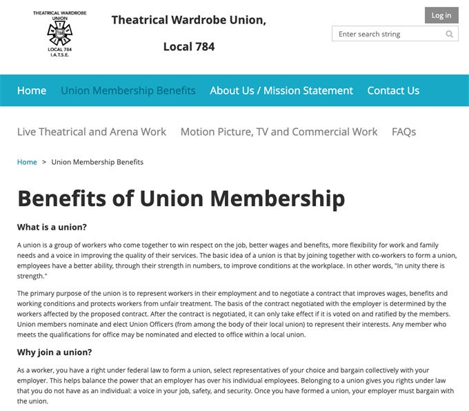 union software