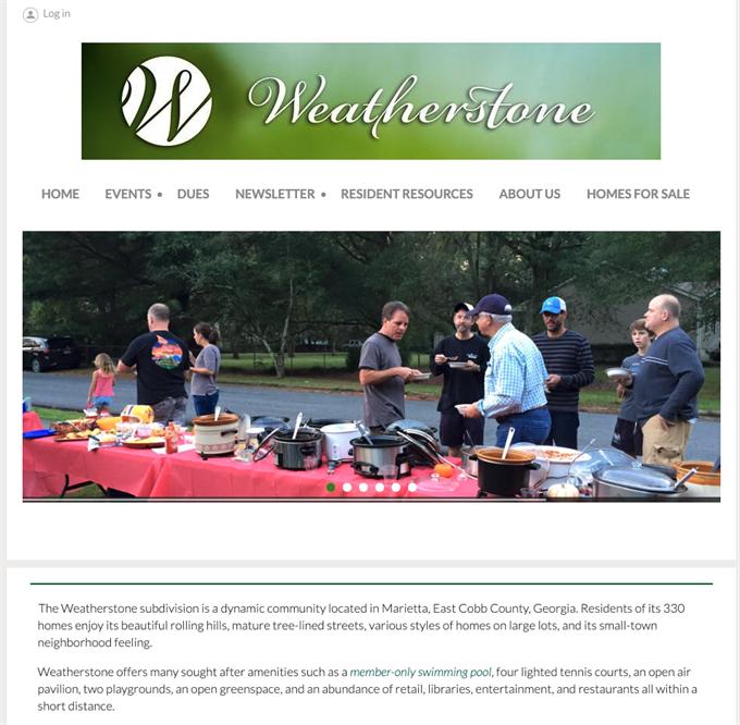 hoa website