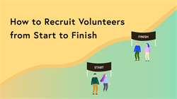 Sept newsletter blog - how to recruit volunteers