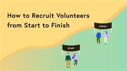 Sept newsletter blog - how to recruit volunteers