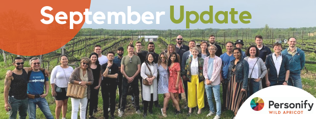 September Update newsletter header