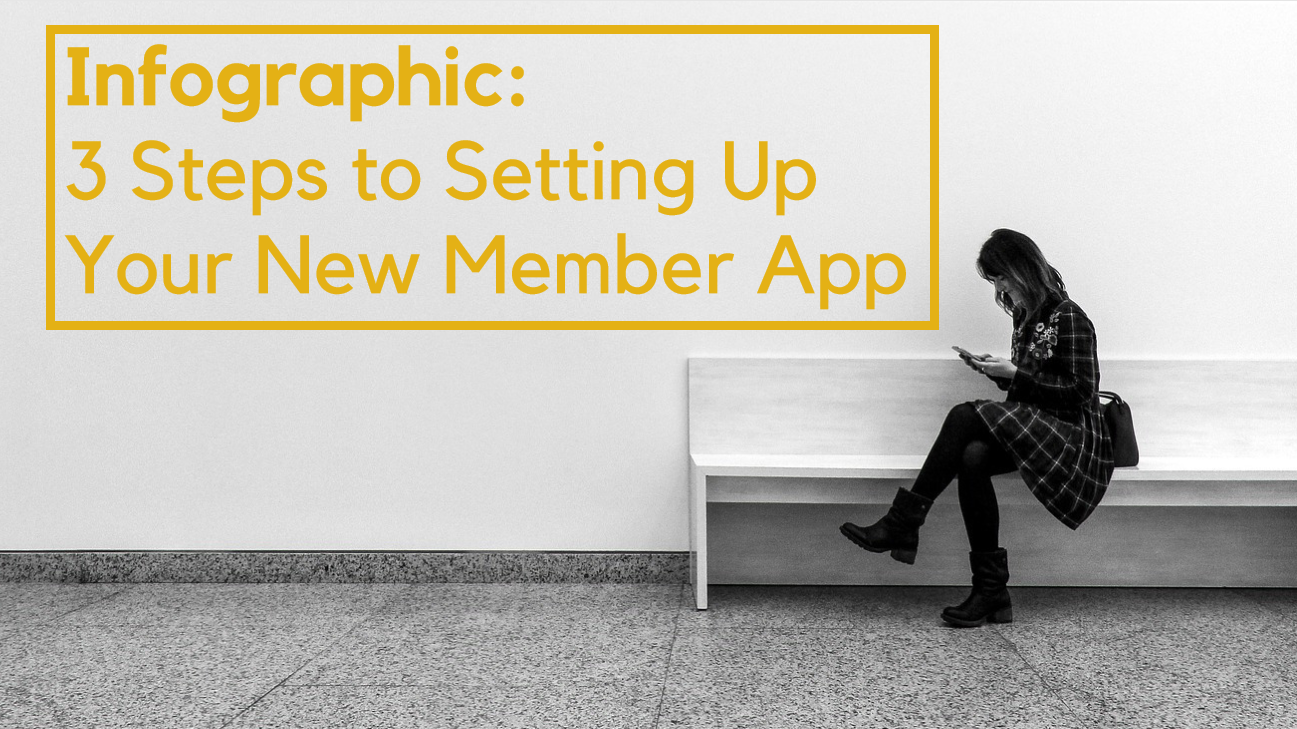 Setting up your member app header