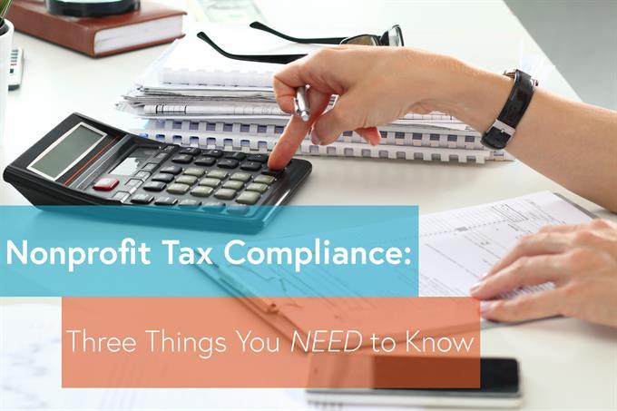 nonprofit tax compliance