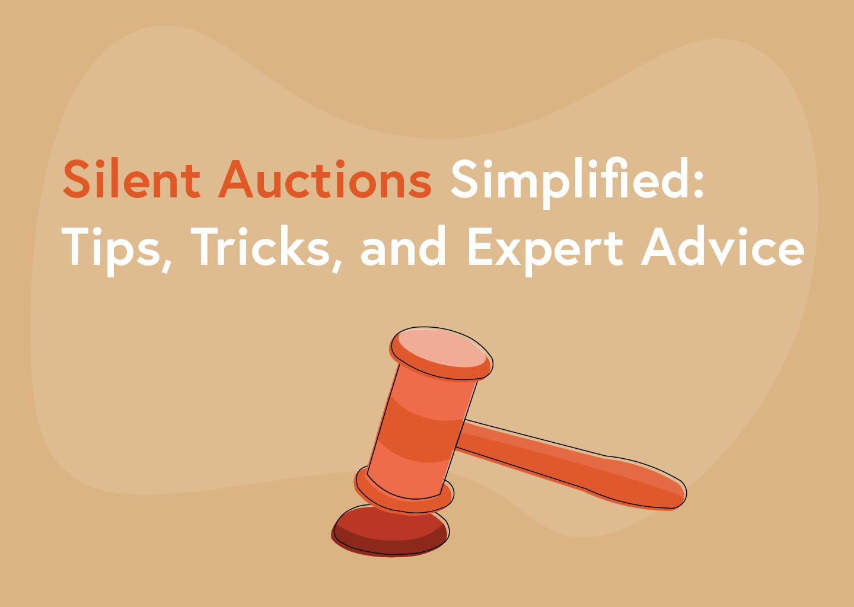 silent auctions