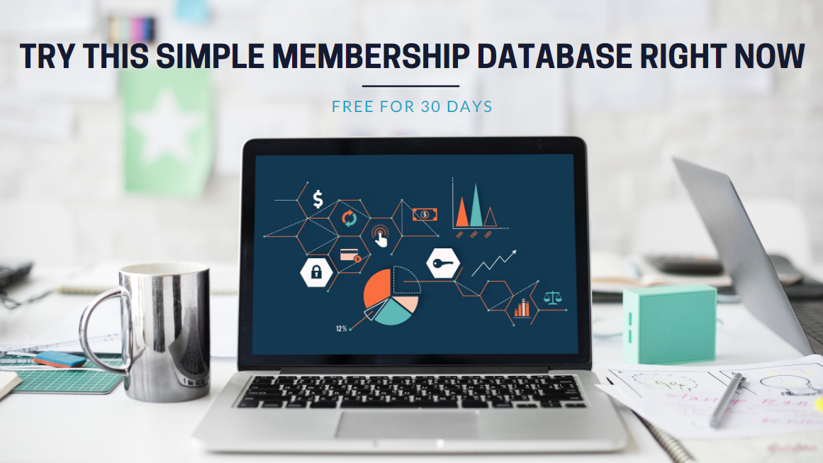 Simple Membership Dabase Site