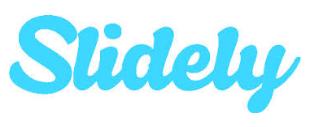 slidely logo online photo