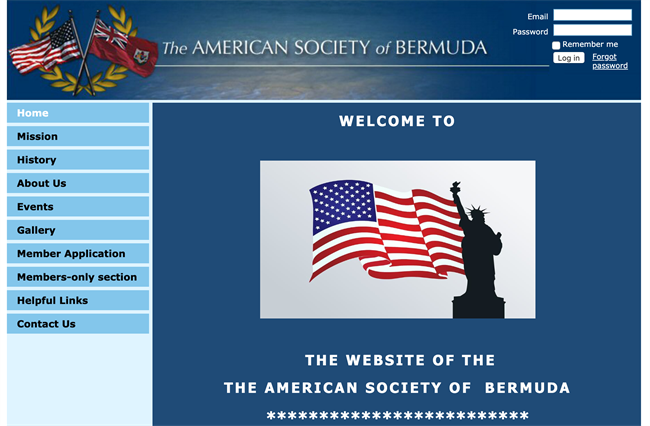 society management software bermuda