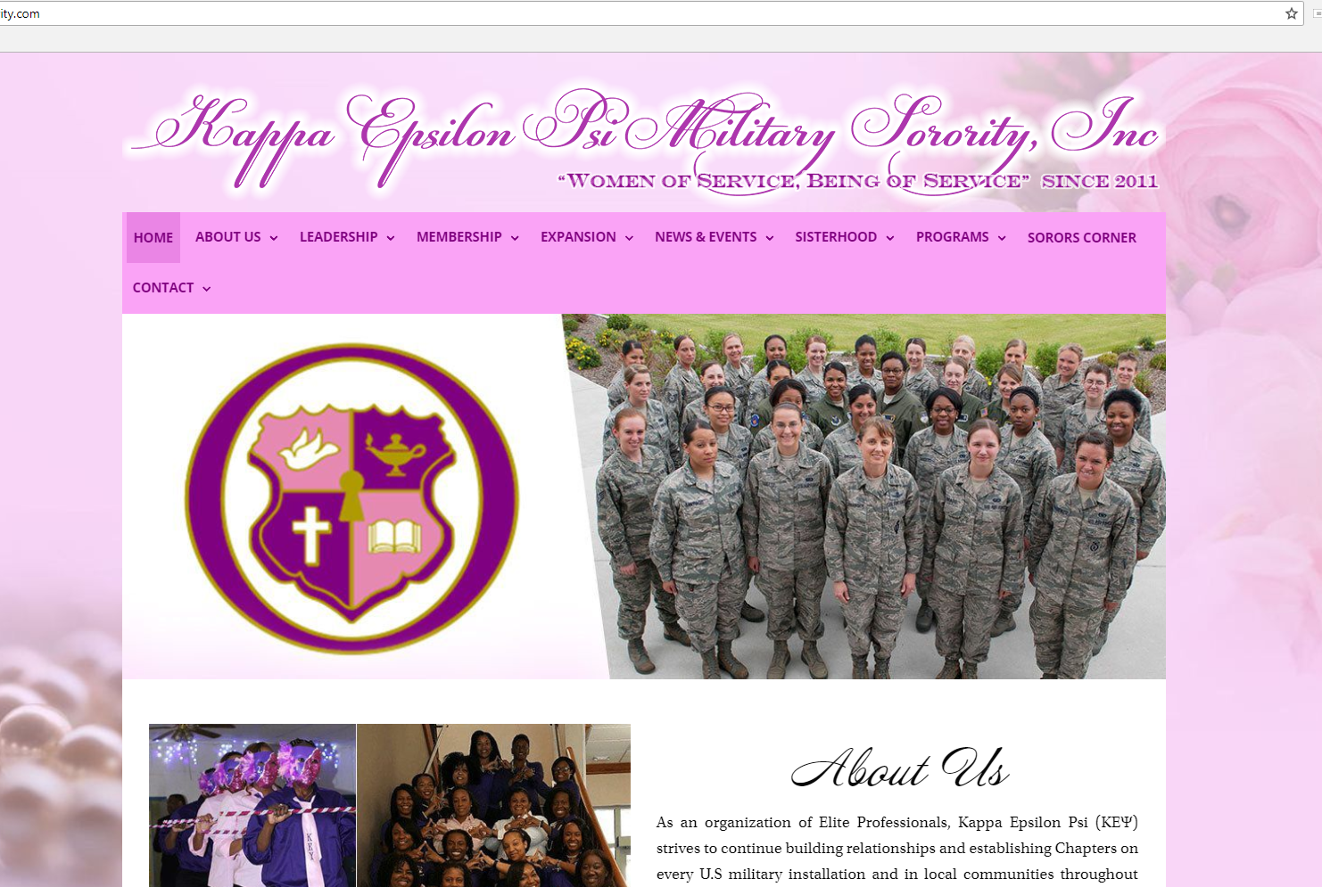 Sorority Management Software