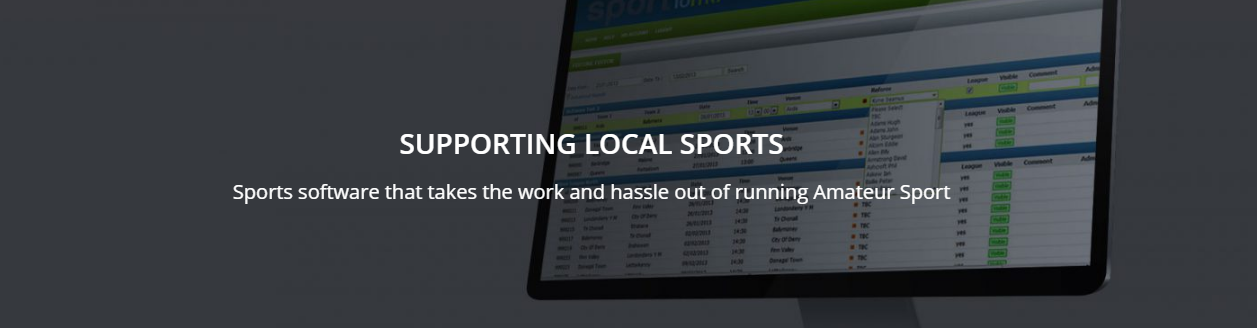 Sportlomo sports team management app