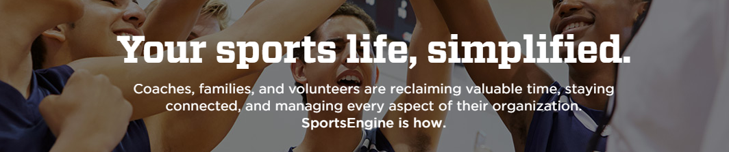 Sports Engine sports team management app