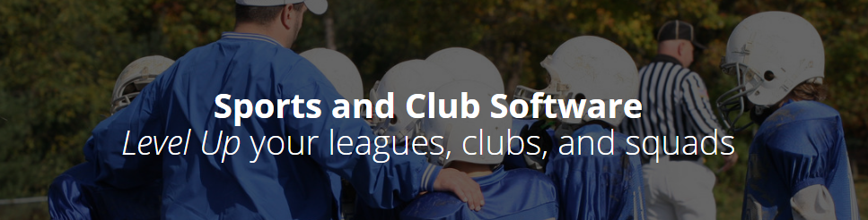 SquadFusion Club Management Software