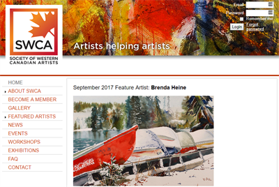 SWCA Membership Website Examples