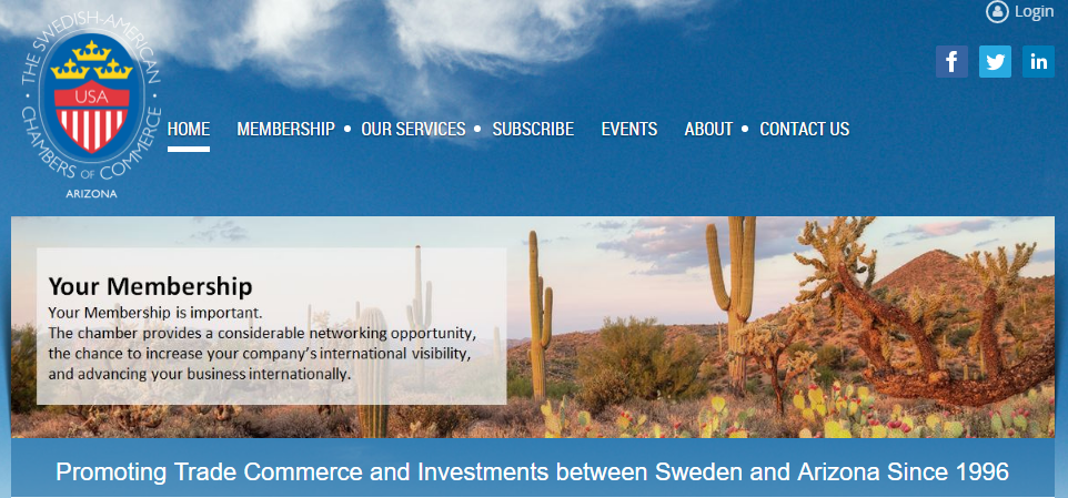Swedish American Chamber of Commerce
