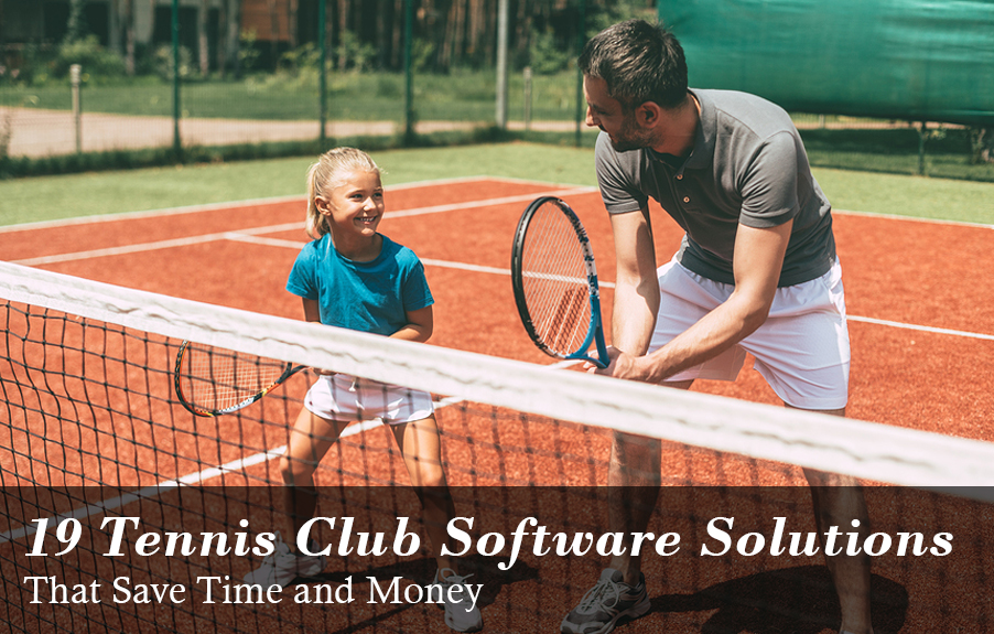 Tennis Club Software
