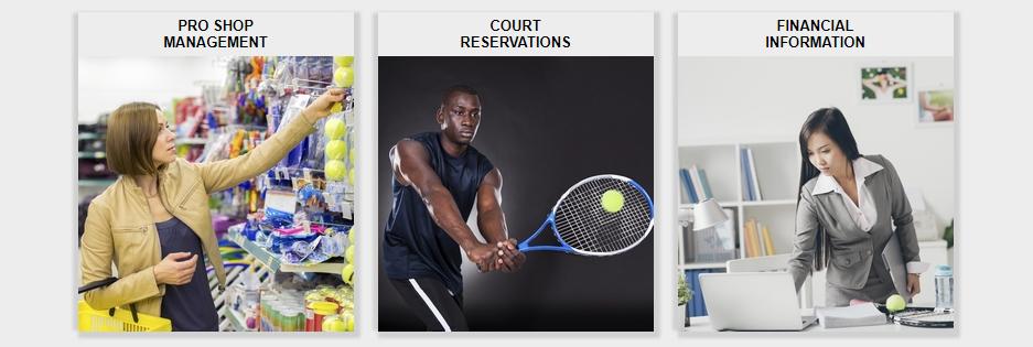 Tennis Director Tennis Club Software