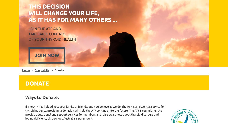 The Australian Thyroid Foundation
