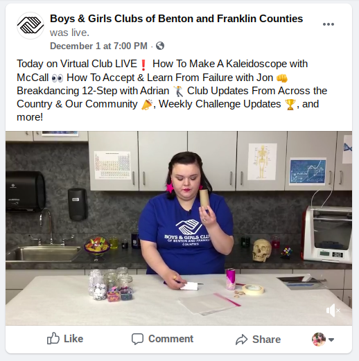 The Boys & Girls Clubs of Benton and Franklin Counties