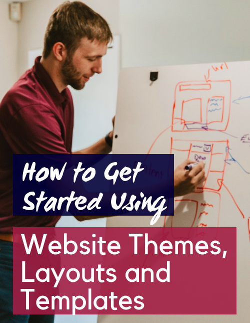 Themes and templates side bar