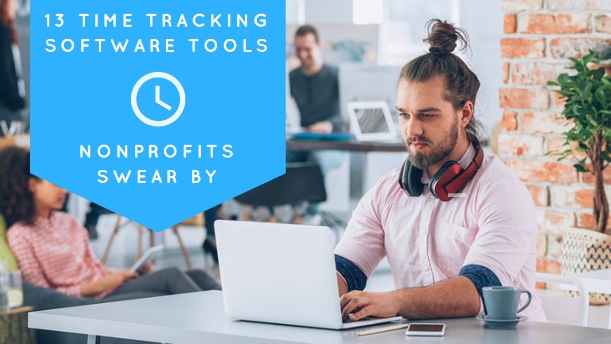 Time Tracking Software Nonprofits