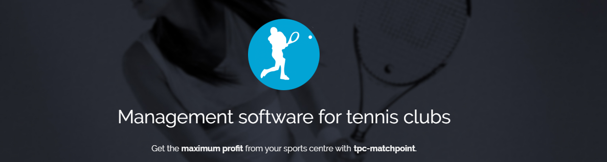 TPC Matchpoint Tennis Club Software