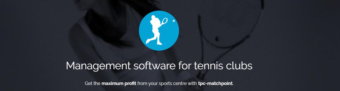 TPC Matchpoint Tennis Club Software