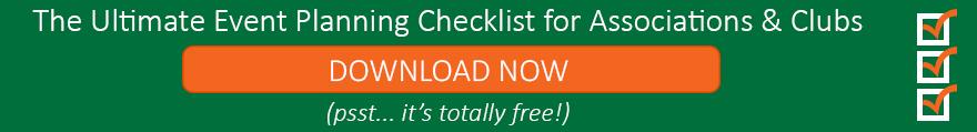 non-profit checklist