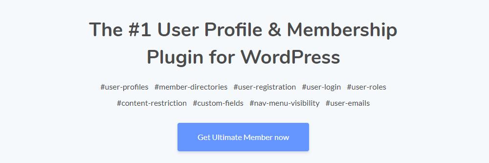 Ultimate Member WordPress Membership Plugin