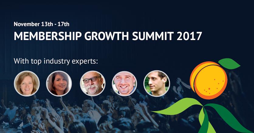 WildApricot Membership Growth Online Summit 2017