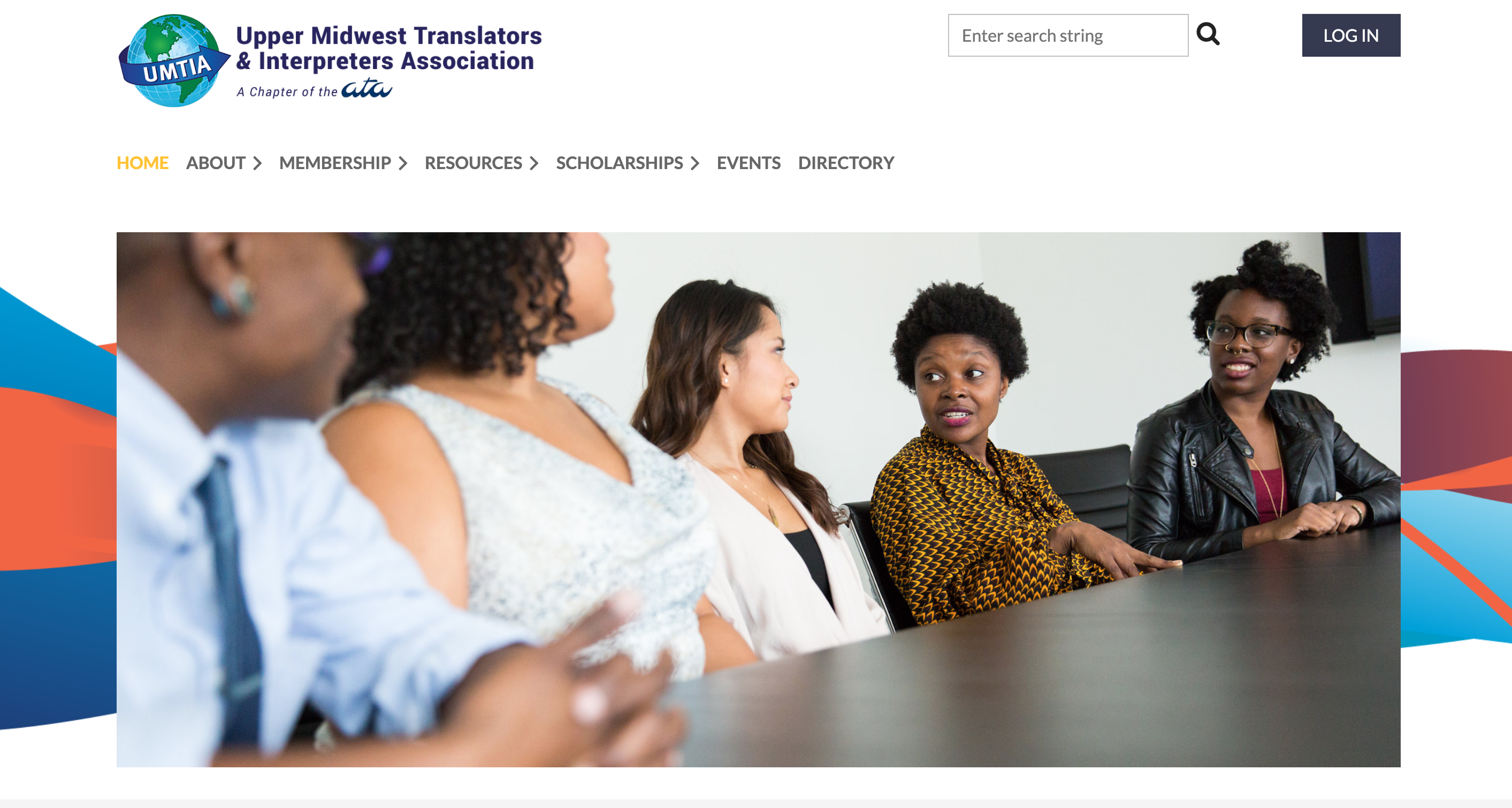 Upper Midwest Translators and Interpreters Association website