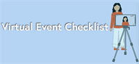 Virtual event checklist