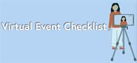 Virtual event checklist