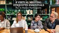 virtual meeting etiquette blog post