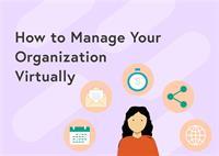 virtual organization blog post