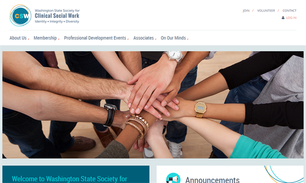 Washington State Society for Clinical Social Work