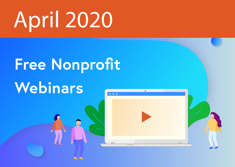 webinar roundup - April 2020