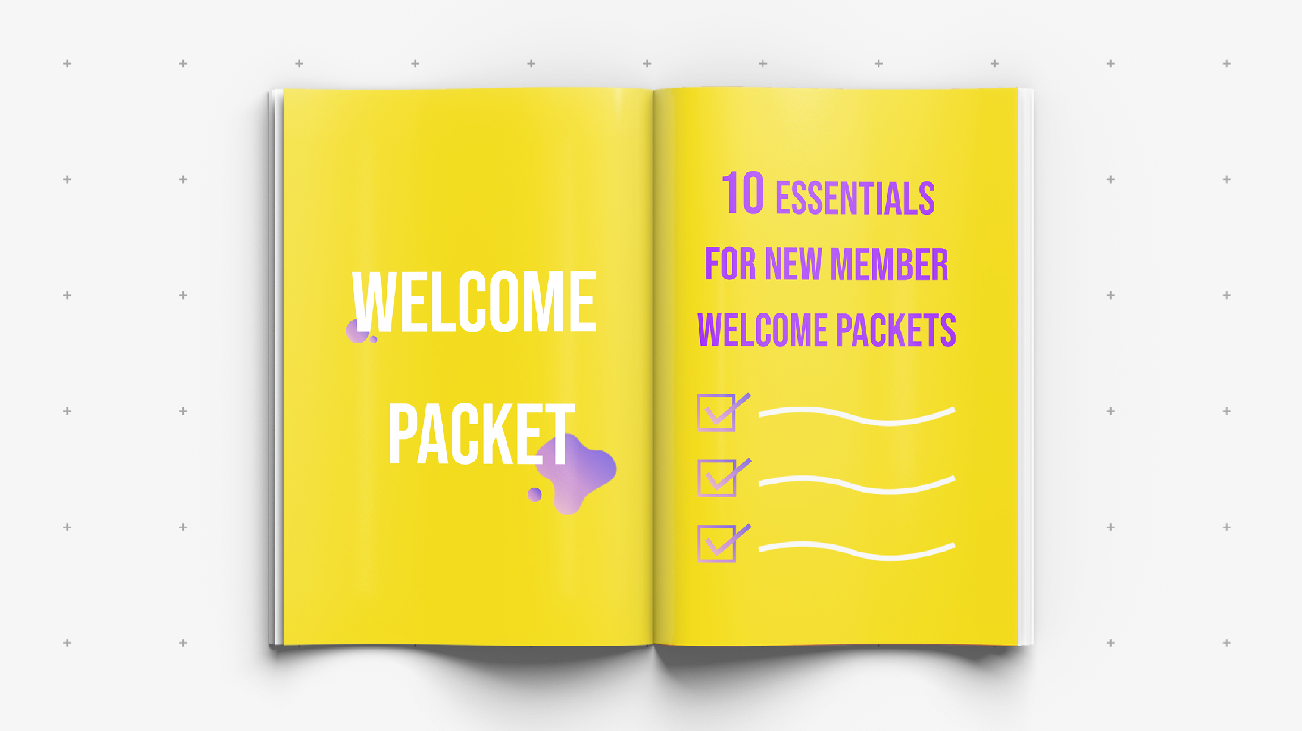 new member welcome packet