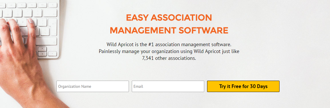 Wild Apricot Association Management Software