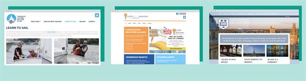 wild apricot customer websites