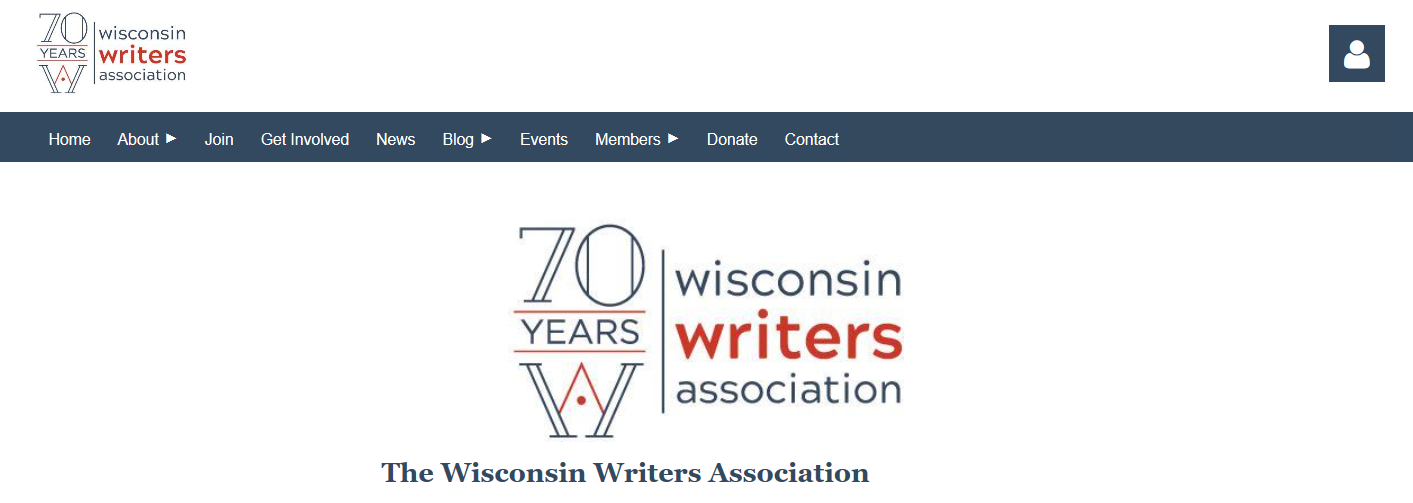Wisconsin writers association newsletter image