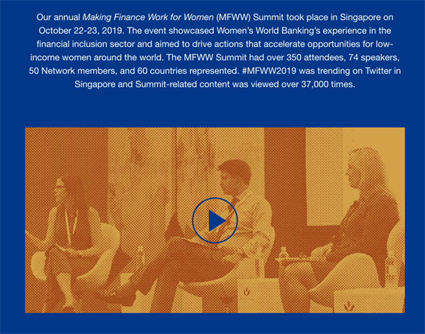 womens world banking annual report video