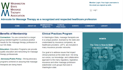 WSMTA Membership Website Examples