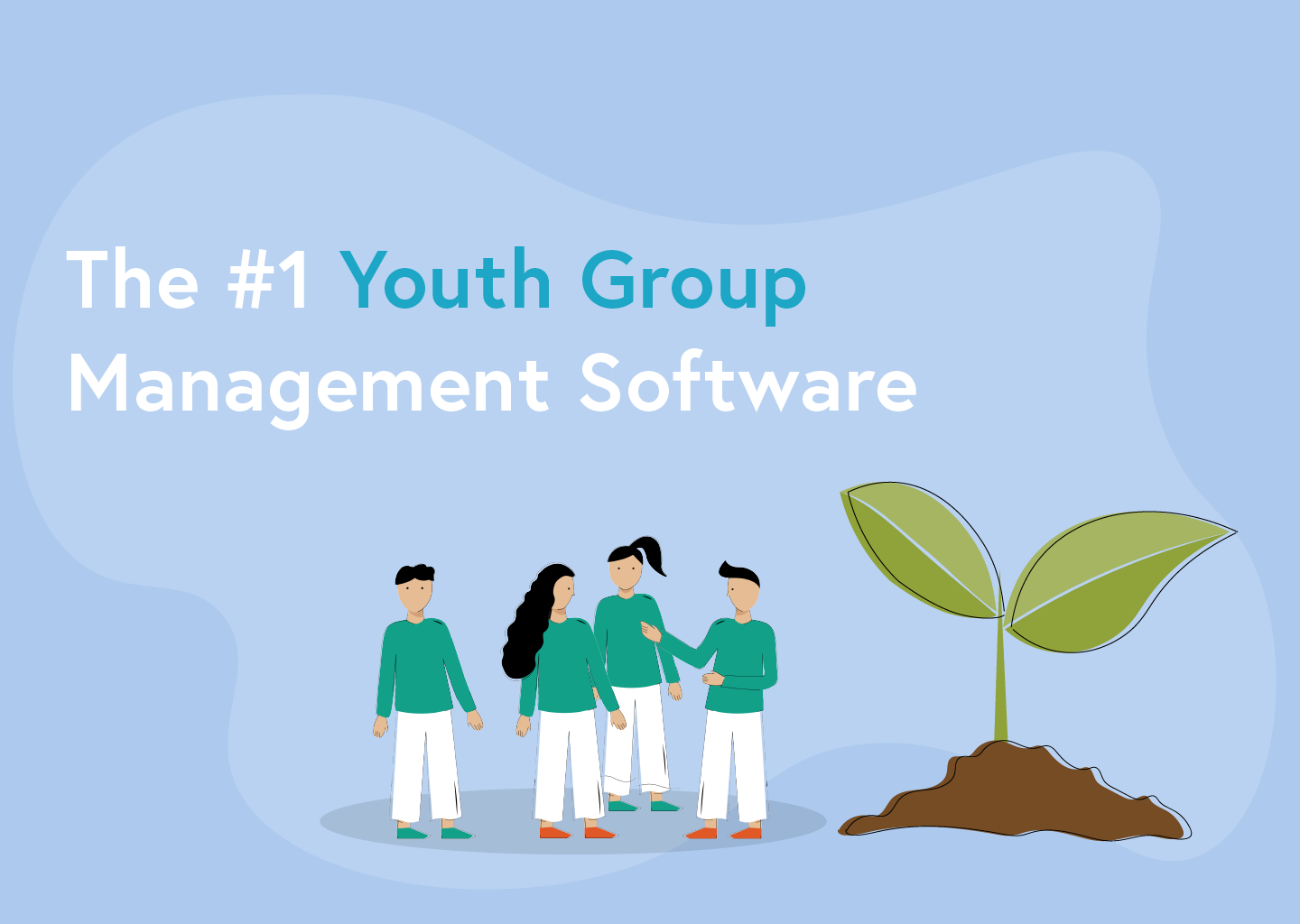 youth group management software
