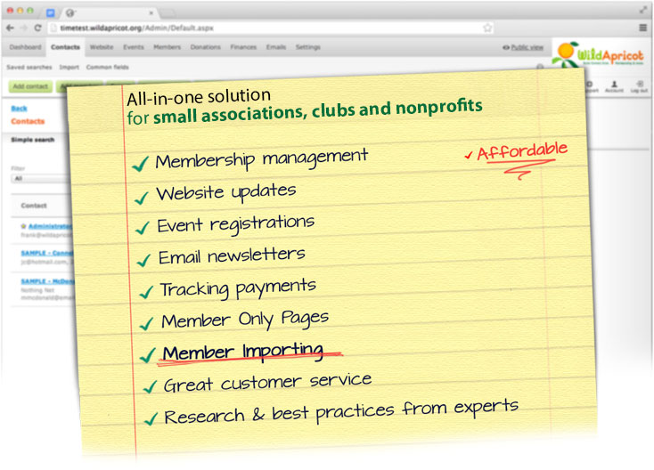 Membership Management Software Evaluation Guide  Wild Apricot