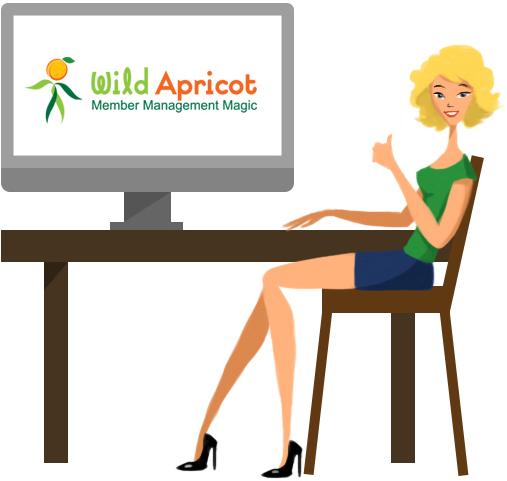 Cindy, Wild Apricot Coach