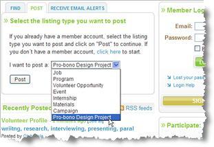 Idealist.org website screenshot