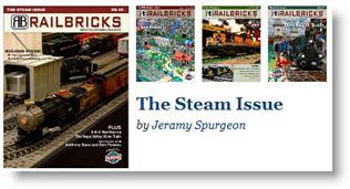 model railroad hobby magazine