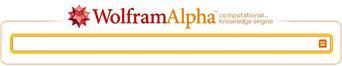 wolfram alpha scrreenshot
