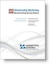 MGI Membership Marketing Benchmarking Report cover