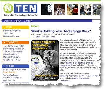 NTEN blog - contest entry