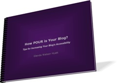 Blog Accessibility ebook cover